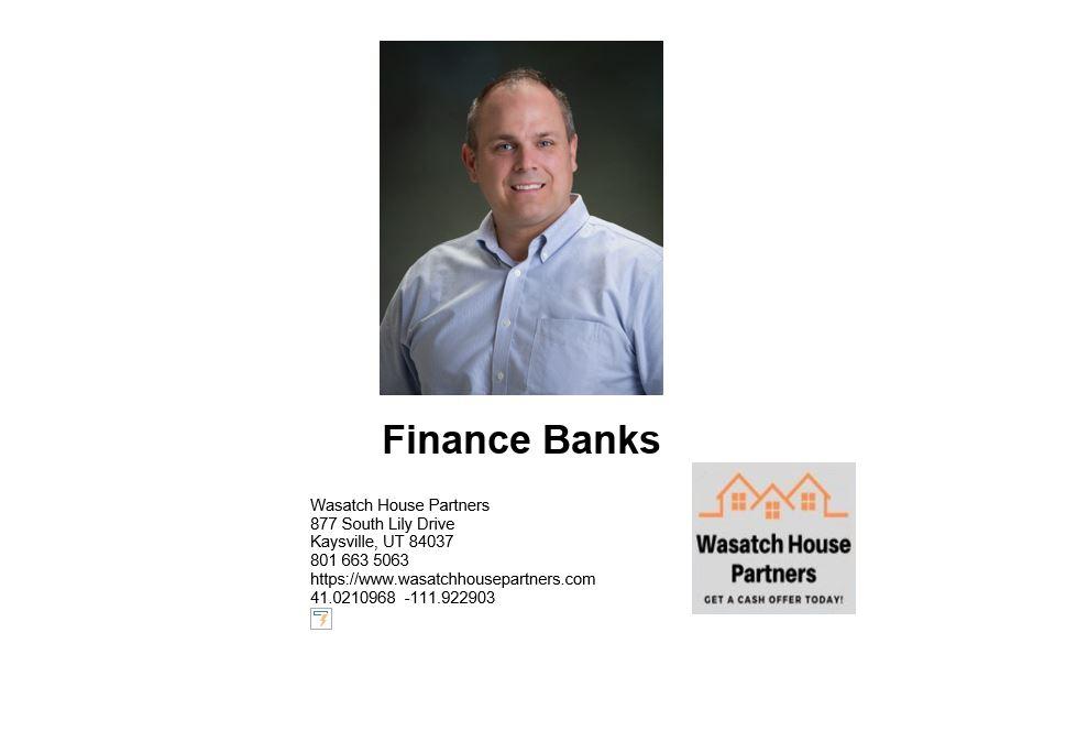 Finance Banks