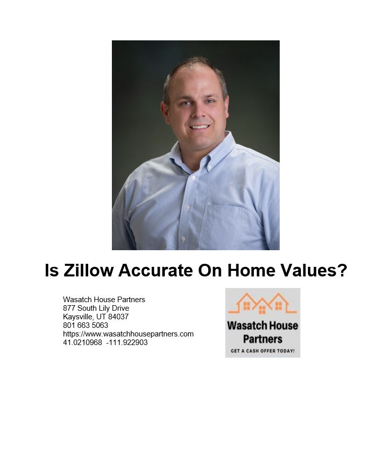 Is Zillow Accurate On Home Values?