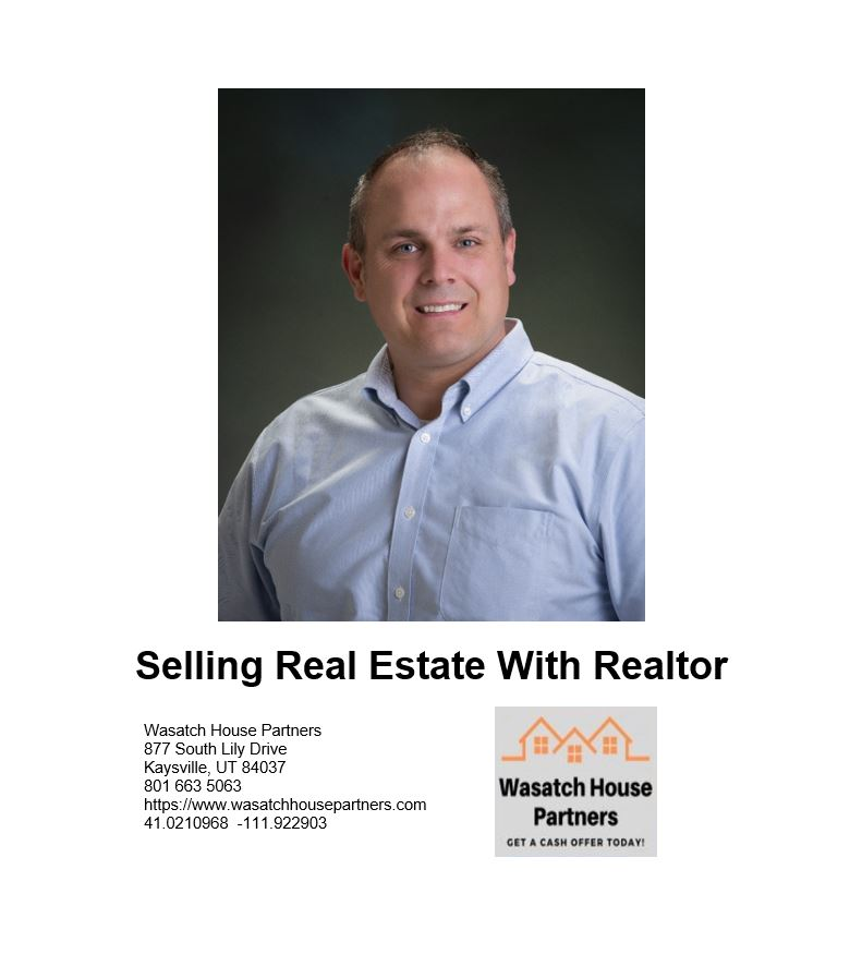 Selling Real Estate With Realtor