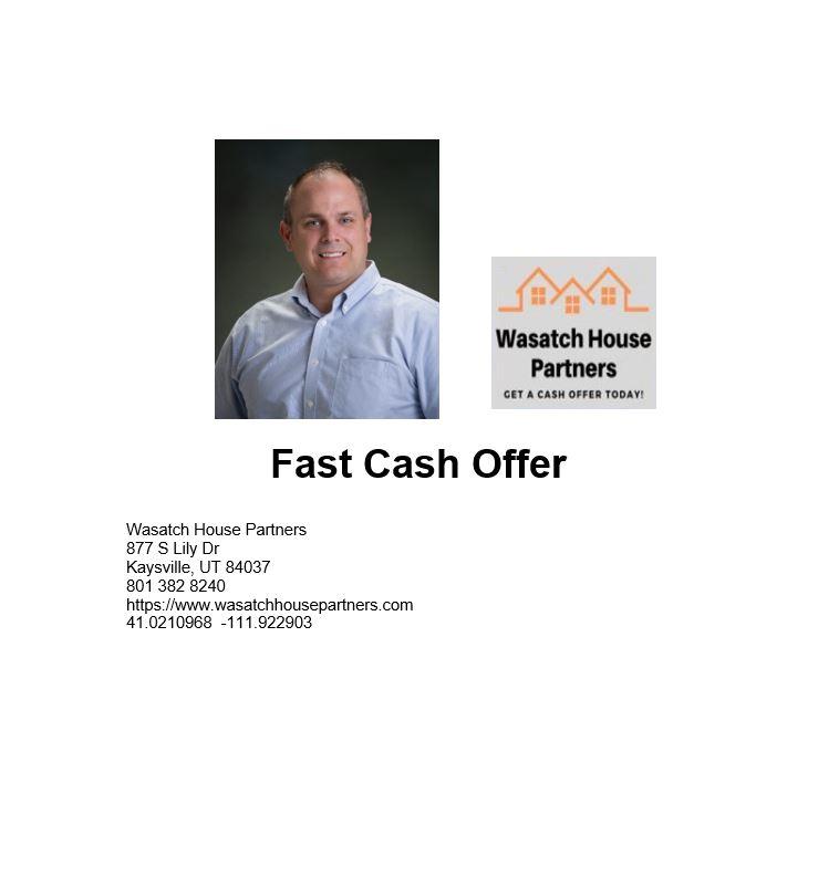 Fast Cash Offer
