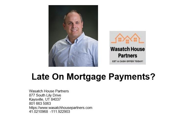 Late On Mortgage Payments