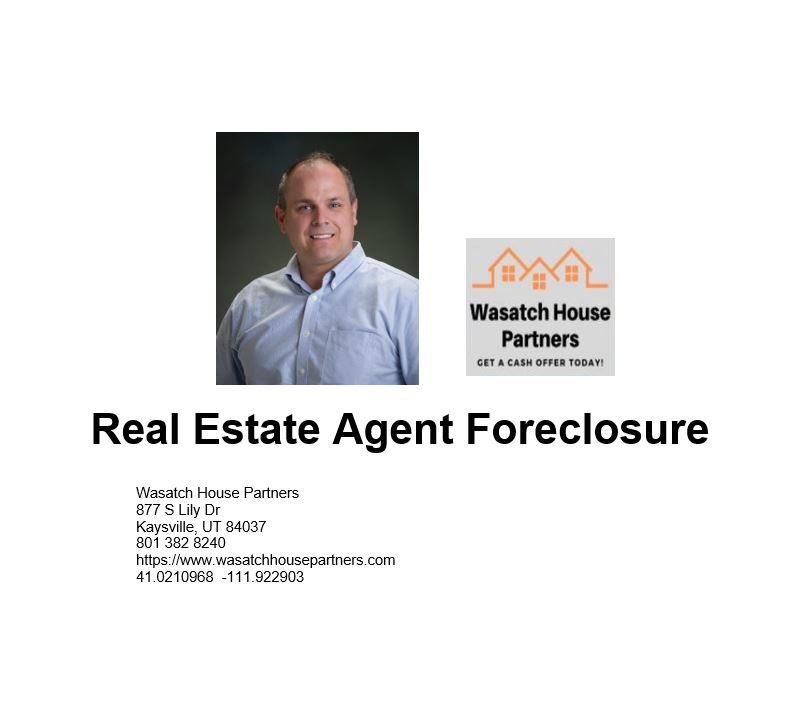 Real Estate Agent Foreclosure